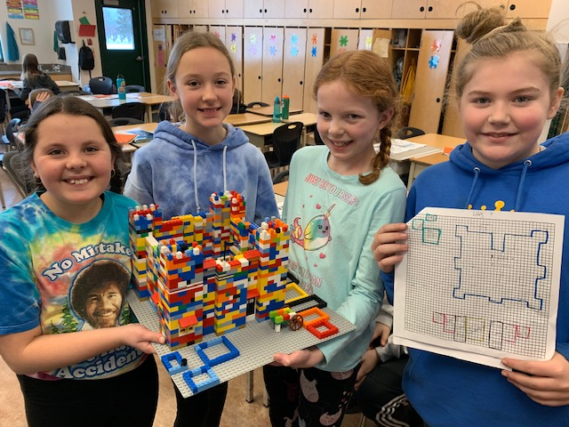 Numeracy and Lego